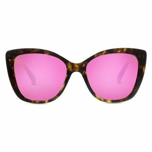 Diff Eyewear Ruby Polarized Tortoise